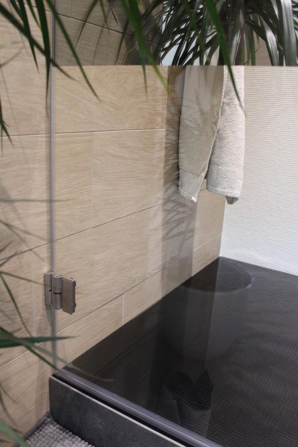 Duschtrennwand glas